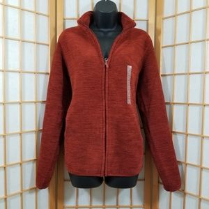 Uniqlo Warm Cozy Full-Zip Fleece
